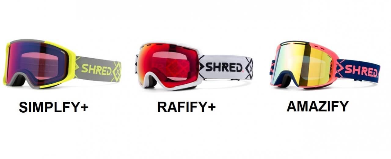 SHRED.-Goggle